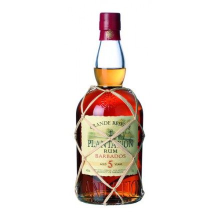 Plantation Barbados 5 Years Grande Reserve Rum 40%vol 0,7l