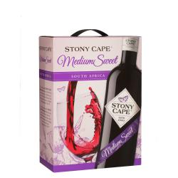 Stony Cape Medium Sweet Red Wine 13,0 %vol  3,0L