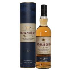 Highland Queen Majesty Scotch Whisky 12 Years 40%vol 0,7L