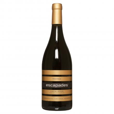 Escapades Pinotage 14,5%vol 0,75L