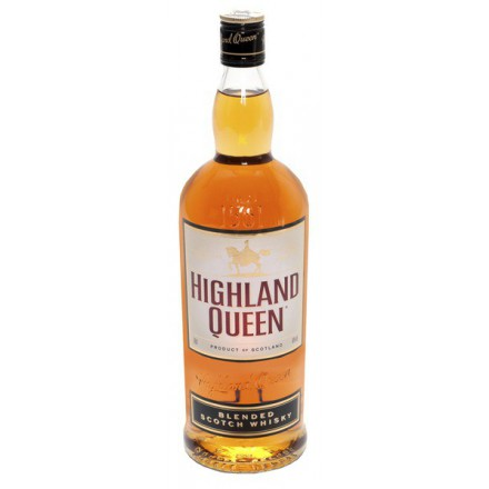 Highland Queen Blended Scotch Whisky 40%vol 1,0L