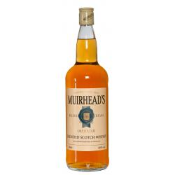 Muirhead`s Blue Seal Blended Scotch Whisky 40,0%vol 1,0L