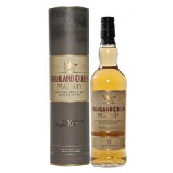 Highland Queen Majesty Scotch Whisky 16 Years 40%vol 0,7L