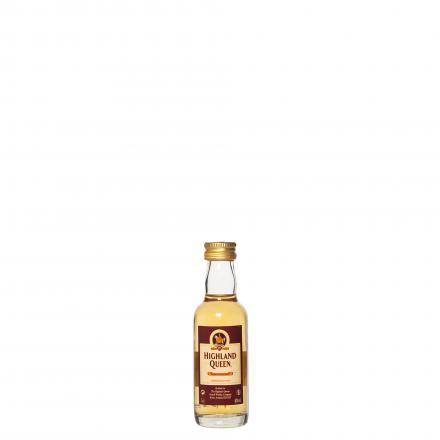 Highland Queen Blended Scotch Whisky 40%vol 0,05L